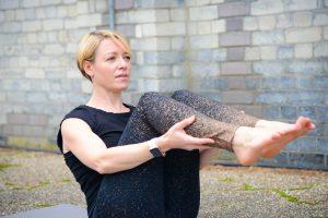 Helen Gee Pilates balance