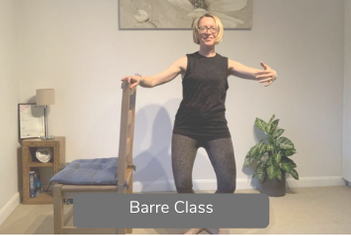 Barre with Pilates