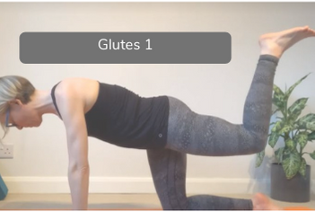 10 minute moves glutes 1