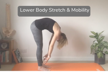 10 minute moves lower body mobility