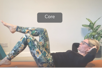 10 minute moves Core