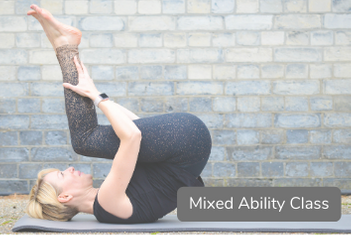 Mixed Ability video title slide